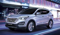 Hyundai Santa Fe | Hyundai Santa Fe