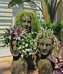 Image result for unusual planters