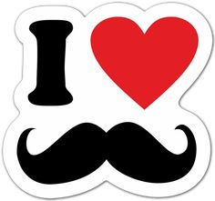 Pegatinas: I love Mostacho - Man Tutorial and Ideas Fathers Day Cake, Fathers Day Crafts, Happy Fathers Day, Moustache Party, Diy Gifts For Dad, Daddy Day, Photo Booth Props, Holidays And Events, Coloring Pages