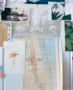 travel moodboard.