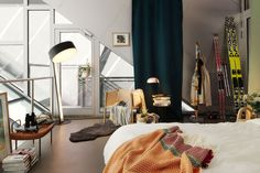 The Sunday Chapter: Dreamy Rooftop Apartment in Norway
