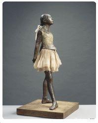 Degas. Piccola danzatrice di 14 anni