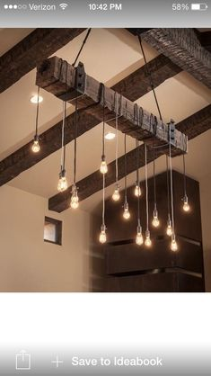 Barn wood pulley vaulted ceiling light fixture pendants are from dc4646cc28b19b7ad8f5130612f787bdg 6401136 pixels aloadofball Image collections