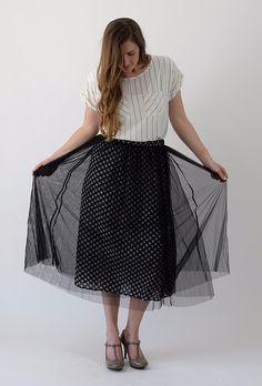 Da Polka Skirt