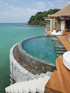 Top 10 most romantic places on earth: Song Saa Private Island, Cambodia #honeymoon #travel