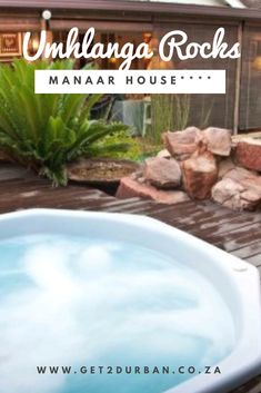 Today we feature Manaar House, a 4 star Durban Umhlanga guest house. The service and reviews at this place are amazing