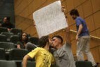 Protesto contra Cunha em SP - Estadao.com.br