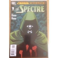 The Spectre Infinite Crisis Aftermath #1 DC Comic Book