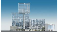Rendering of 606 W. 57th Street
