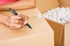 Stress-Free Moving Tips -- I like the moving day kit