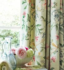 Made to Measure Curtains, Curtains Made For Free, Sanderson