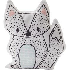You'll love the Sparrows Fox Throw Pillow at AllModern - With Great Deals on modern Bedroom  products and Free Shipping on most stuff, even the big stuff.