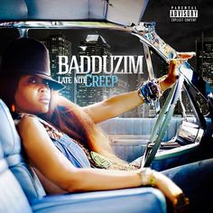 Badduzim Late night creep cover art
