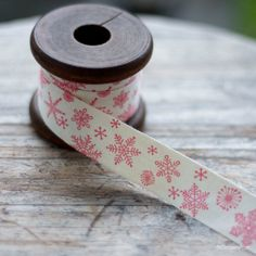 One can never have too much beautiful ribbon don't you think?