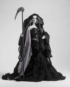 Tonner Convention Doll_ Death