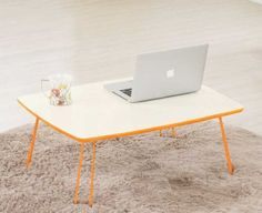Floor Table Folding Modern Japanese Style Low Laptop Computer Coffee Tables in Home & Garden, Furniture, Tables Japanese Tea Table, Fold Away Table, Floor Desk, Student Bedroom, Low Chair, Living Room Furniture, Garden Furniture, Modern Minimalist, Japanese Style