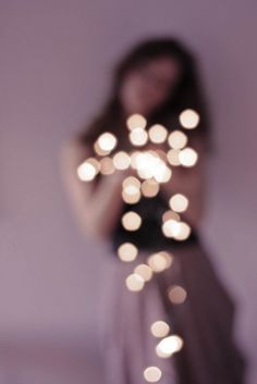 Dreaming Of Lavender Lights by Ciel Photography, via Flickr