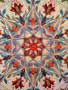 Japanese Quilt by S-t-e-v-e-n, via Flickr