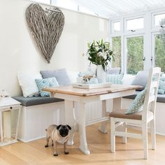After big ideas for small conservatories? We've put together some of our favourite room schemes for sunrooms and garden rooms short on space Conservatory Ideas Dining, Small Conservatory Furniture, Sunroom Dining, Small Sunroom, Conservatory Design, Conservatory Extension, Conservatory Interiors Small, Conservatory Ideas Interior Inspiration, Small Dining Rooms