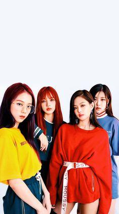 blackpink, jennie, and jisoo image Kim Jennie, K Pop, Kpop Girl Groups, Korean Girl Groups, Kpop Girls, Blackpink Jisoo, Manga K, Mode Rose, Blackpink Poster