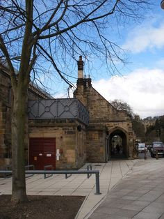 Richmond, North Yorkshire. Photo copyright SMJ.