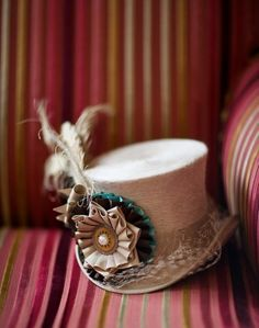 Mad Tea Hatter Hat!