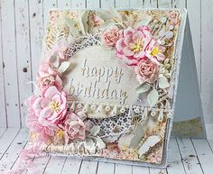 Wild Orchid Crafts: Happy Birthday Cards