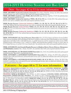 Pennsylvania Hunting & Trapping Digest 2014-2015 - Page 11