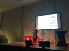 @TAKEaCiCi #TEDxStrijp on reconciling the future - let's WHOP