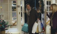 Uncle Jamie (Colin Firth) in Love Actually