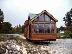Lil'Lodges. Mobile campers.