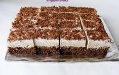 Romanian Desserts, Romanian Food, Peach Yogurt Cake, Torte Cake, English Food, English Recipes, Food Cakes, Saveur, International Recipes
