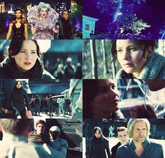 The Hunger Games / Catching Fire