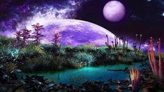 Sci-fi Music - Xelli the Nature Planet