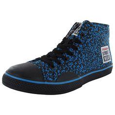 9f7c302bea Vision Street Wear Mens Canvas Hi Fashion Skate Shoe