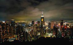 1 1 Hong Kong  from Victoria Peak