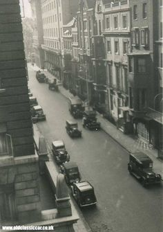 1930's London