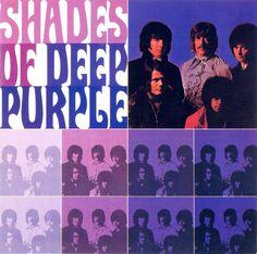 COVERS.BOX.SK ::: Deep Purple - Shades Of Deep Purple (1968) - high quality DVD / Blueray / Movie