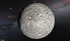 The dwarf planet Ceres, the largest object in the asteroid belt, has been surprising scientists since it was first discovered. Now the latest discovery to come from the dwarf planet shows its surface is not as rich in carbon as observations had previously indicated.