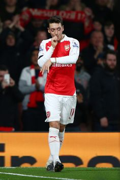 You're never too good for the Arsenal
