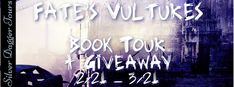 Inside the Insanity: *Blog Tour* Fate's Vultures by Jami Gray