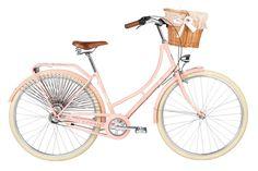 bicicleta amsterdam para mujer