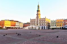 Zamosc - best travel tips for visiting Polish pearl of Renaissance. The Ultimate guide. Everything you need to know about Zamosc.