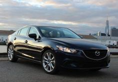 Review: 2015 Mazda6 challenges family sedans to have fun #Mazda #jax
