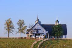 Kentucky Horse Barn