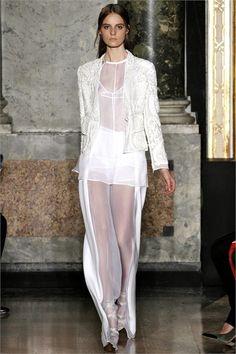 Sfilata Emilio Pucci Milano - Collezioni Primavera Estate 2013 - Vogue