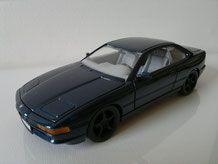 BMW 850i 1/24 modelcar24´s Webseite!