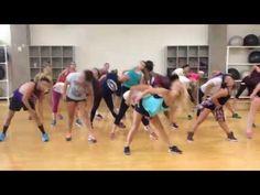 Hip Hop Fitness - Anaconda by Nicki Minaj - YouTube