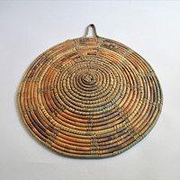 Moje zboží / data vložení, ne, dostupné Egyptian Crafts, Basket Decoration, Rustic Chic, Hand Weaving, Wall Decor, African, Plates, Decorative Baskets, Indian Mandala