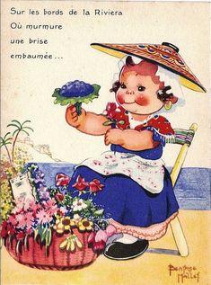 Béatrice Mallet card